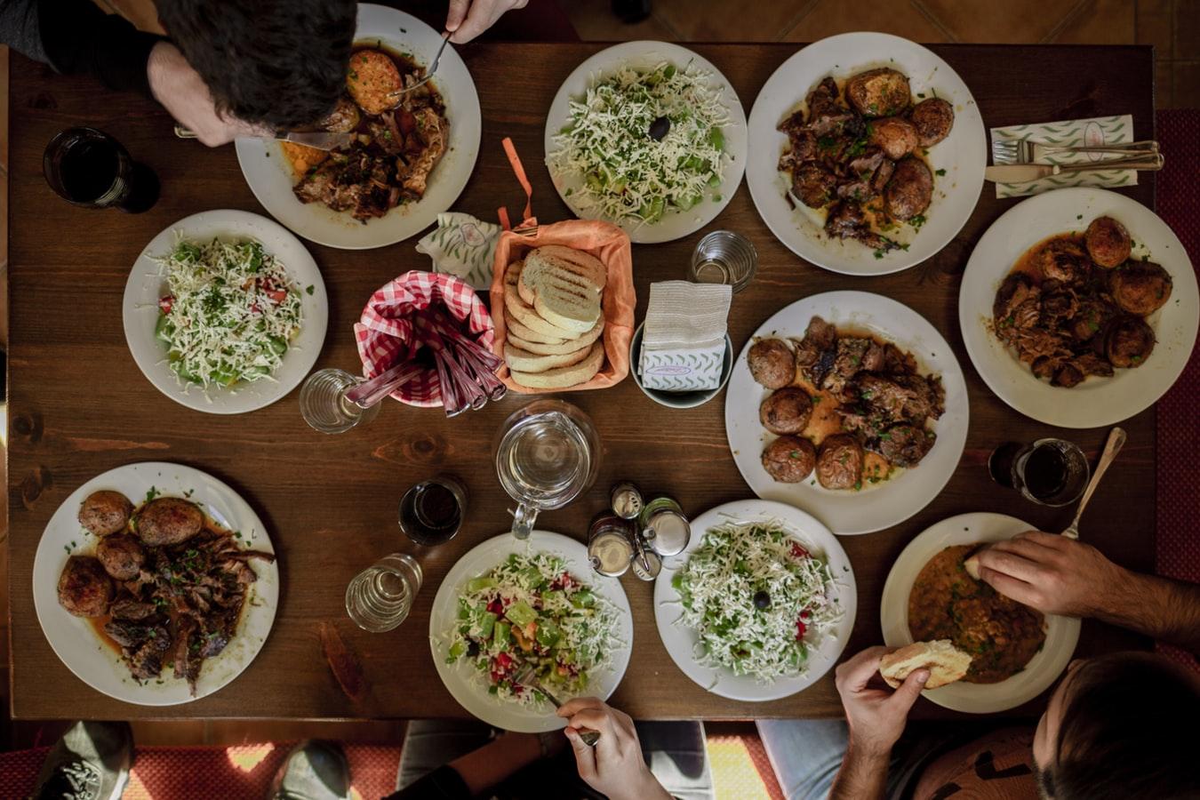 Ceny obiadów w Bułgarii