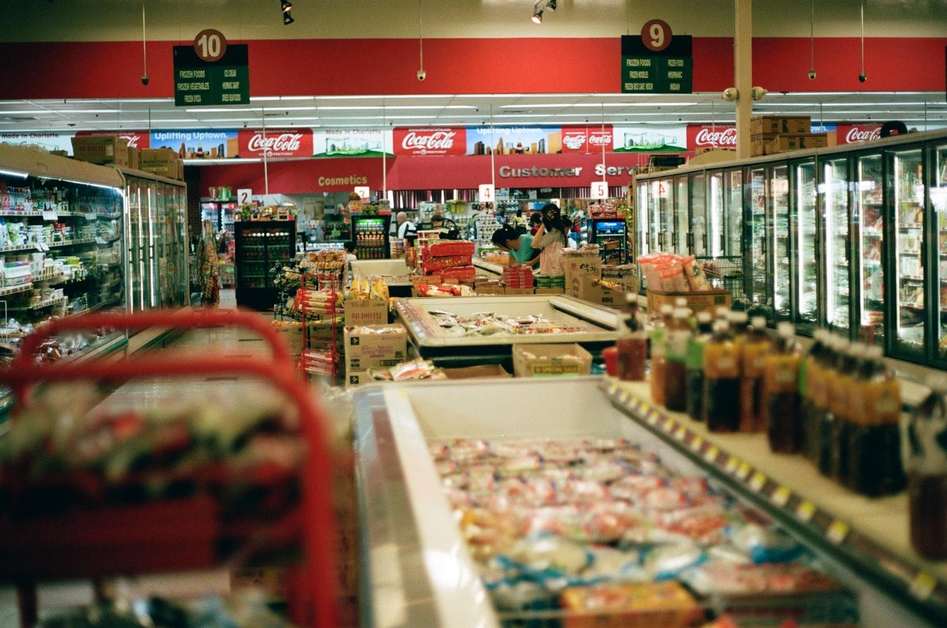 Ceny w sklepach w Chorwacji
