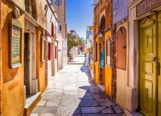 Ceny w sklepach w Grecji